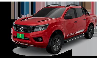 Nissan Frontier 2.3