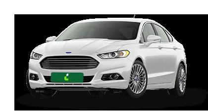 Ford Fusion Sedan 3.0 V6