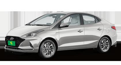 Novo Hyundai HB20S 1.6 ou similar