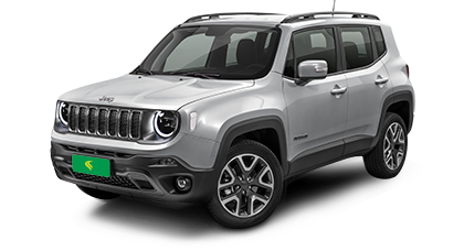 Jeep Renegade 1.8 FAST ou similar