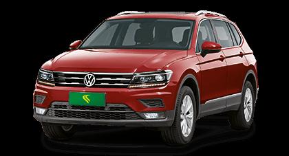 VW Tiguan TSI