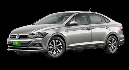 VW Virtus Comfortline ou similar