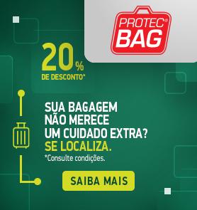 Localiza Hertz | Fidelidade + Benefícios | Protec Bag