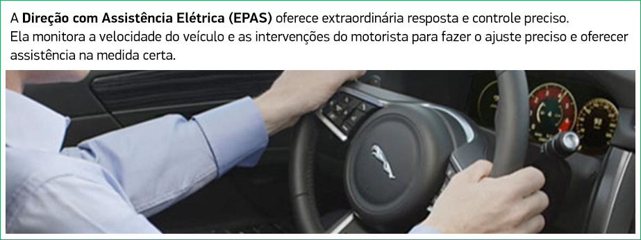 A Direção com Assistência Elétrica (EPAS)