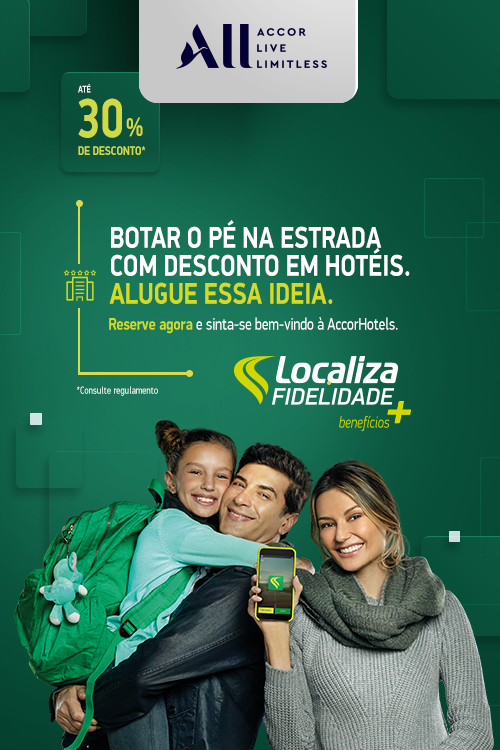 Localiza e All Accor em BH