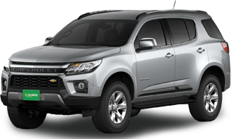 Chevrolet TrailBlazer 2.8 Turb